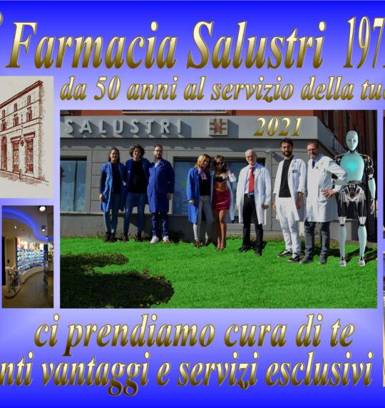 Farmacia Salustri 50 anni
